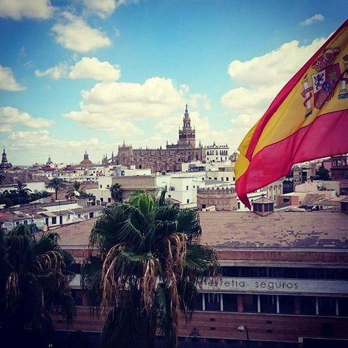 España SPAIN Me Erasmus sun lunes monday clouds