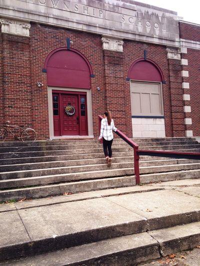 Old Buildings Old School Something New