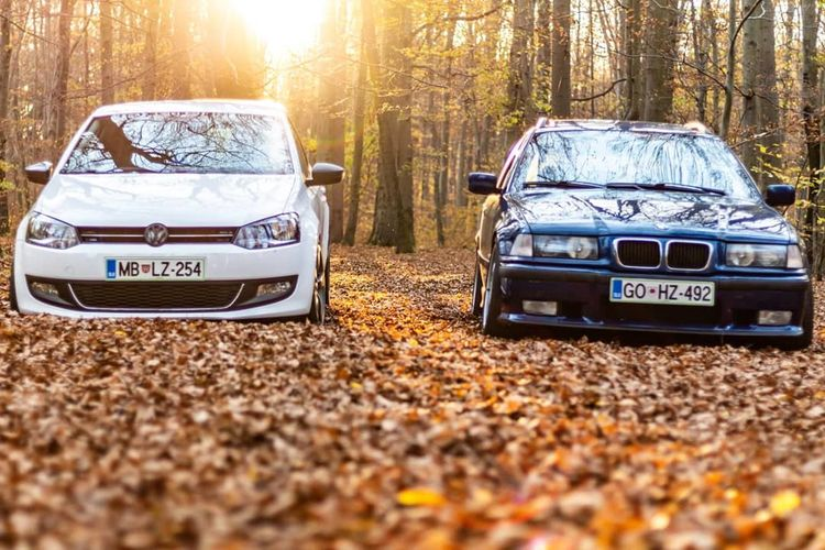 Two german cars