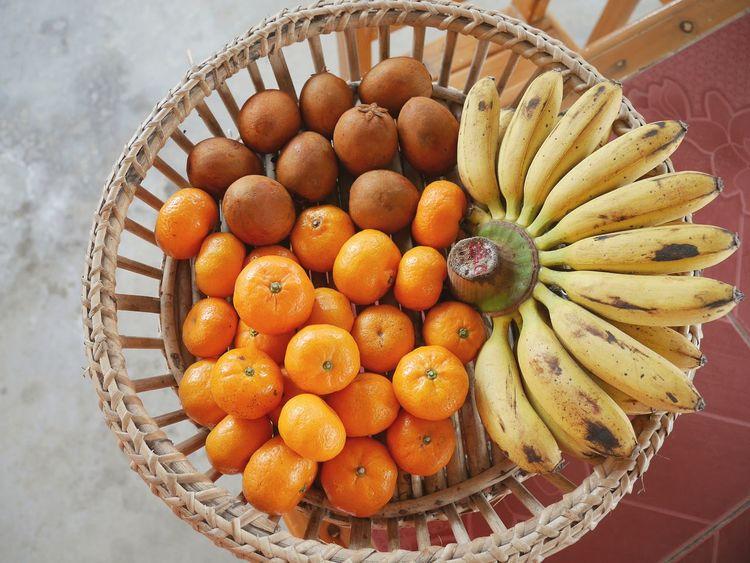 Banana Fruit EyeEm Team Eyeem Market EyeEm Gallery EyeEm Thai Style Basket Freshness Fruit No People Food And Drink Day Food Healthy Eating Outdoors Flower Close-up Nature Food Stories