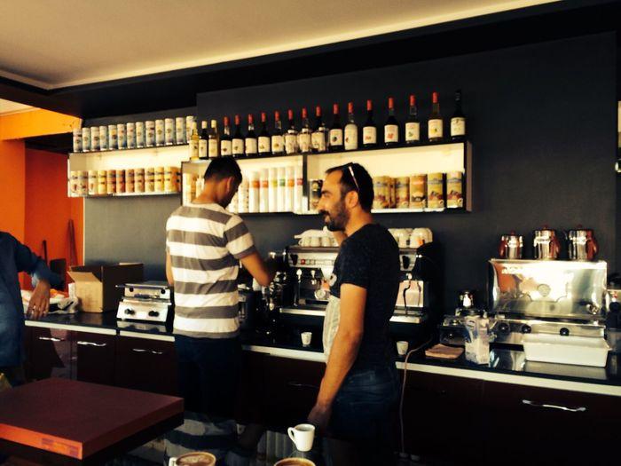 Hello World Kahve Eğitimi