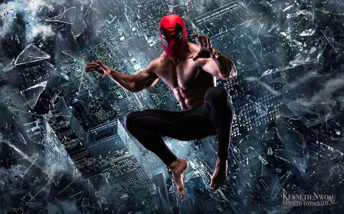 Marvel Marvel Comics Spiderman Spider Fit Fitness Eye4photography  Sixpack Motivation Bodybuilding Inspiration Fitness Body & Fitness