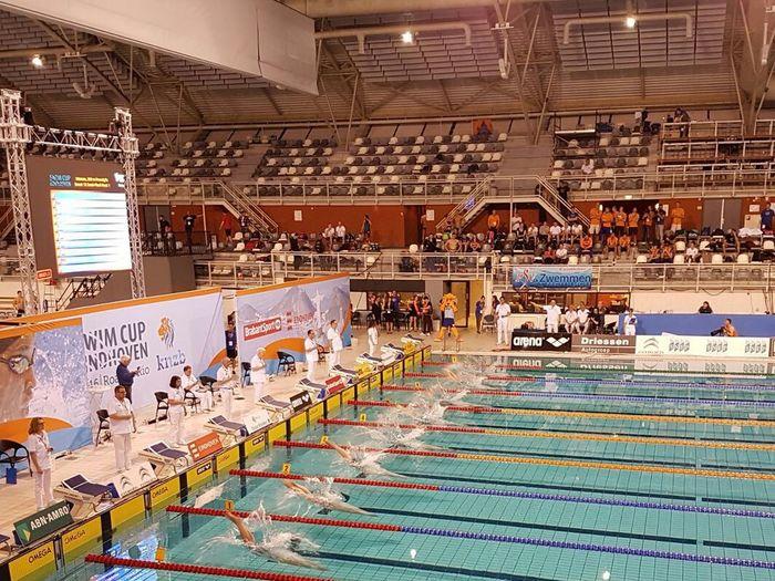 Swimcup Eindhoven Netherlands Zwembad Tickettorio Stadion