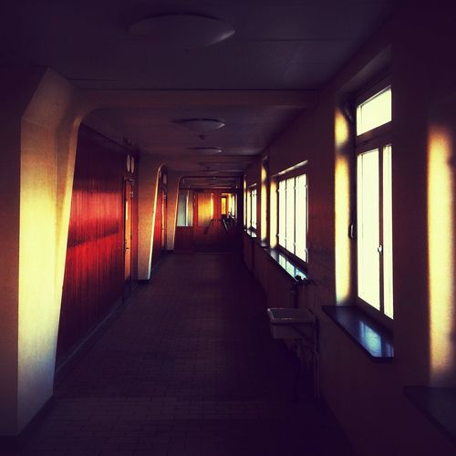 School Corridor EyeEm Best Shots AMPt - Vanishing Point