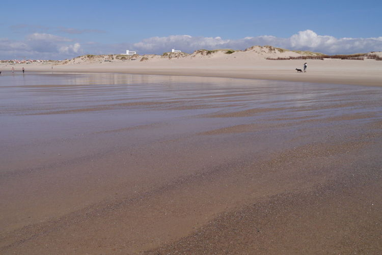 Landscape of Gamboa Beach near Peniche, Portugal. Beach Beauty In Nature Day Estremadura Gamboa Beach Nature Outdoors People Sand Sand Dune Sand Dunes Scenics Sky Tide Travel Destinations Water