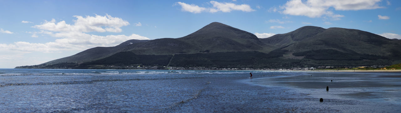 Enjoying Life Beach Mountains Mourne Mountains Murlough Bay
