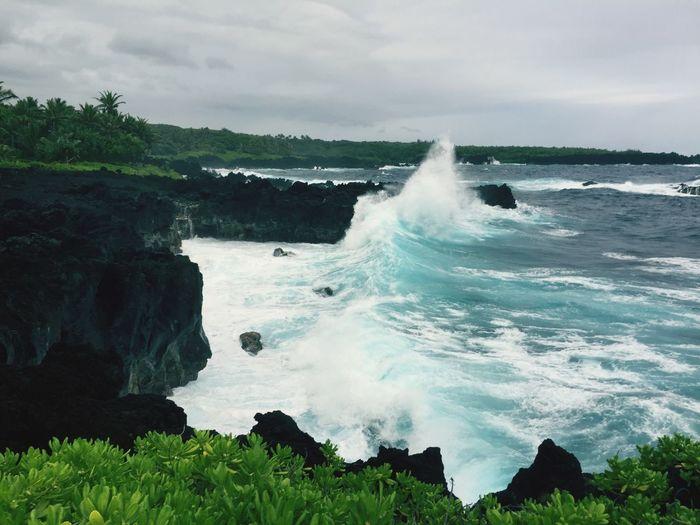 East side Maui,