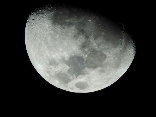 Nikonp610 Moon Night