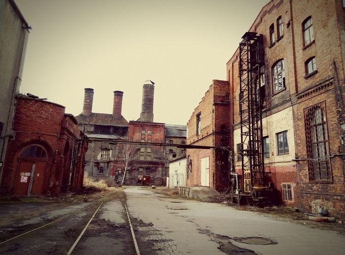 Old brewery Ponarth In Kaliningrad. First Eyeem Photo Urban Spring Fever