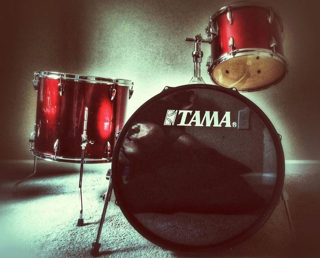 Drum kit for