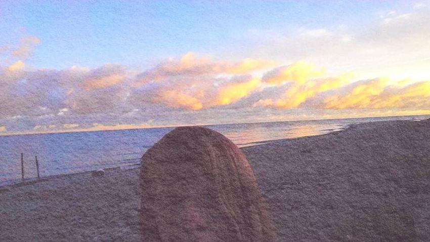 Lake Erie Ghostly Beach Lonley Girl