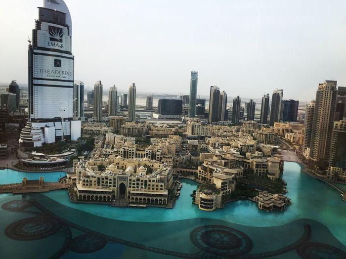 Dubai Burj Khalifa DubaiMall