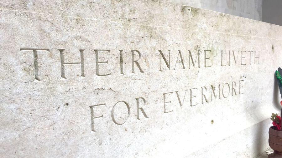 Monuments War