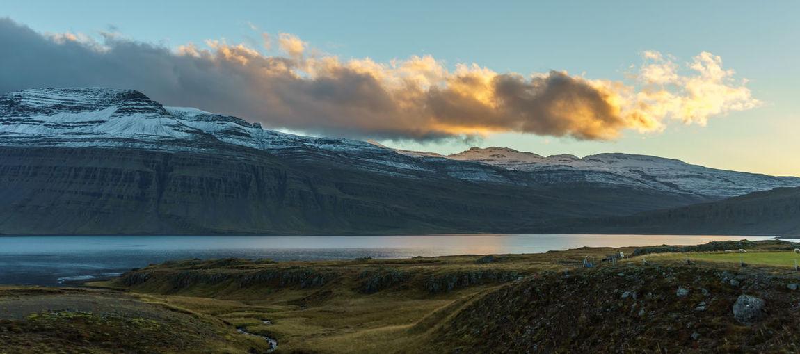 Iceland – Dusk