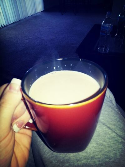 my drank in my cup. (: #coffee