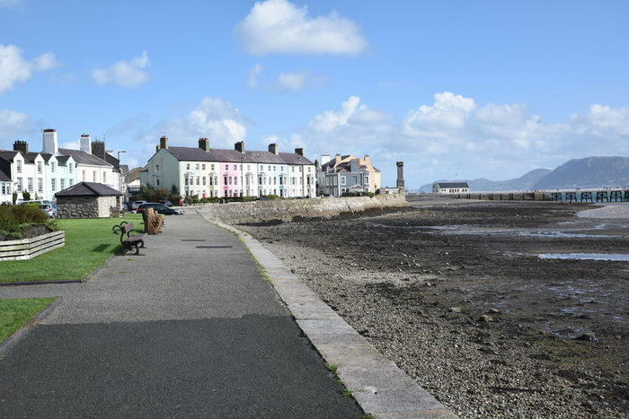 Beaumaris, Anglesey/ Ynys Môn Wales/ Cymru Architecture Building Exterior Built Structure Cloud - Sky No People Outdoors Seaside Town Sky Tourist Destination