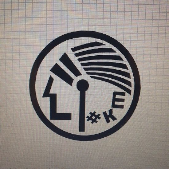 1st logo of the group. Km Kitamember
