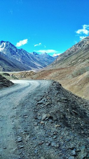 curves in mountains Heaven JANNAT Roads Nature