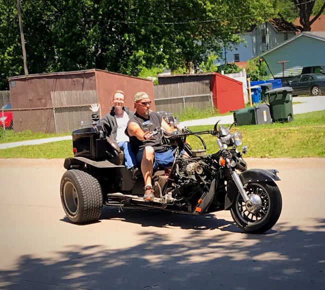 Connected By Travel Fun Leisure Activity Trikebike Trike Motorcycle Motorcycles
