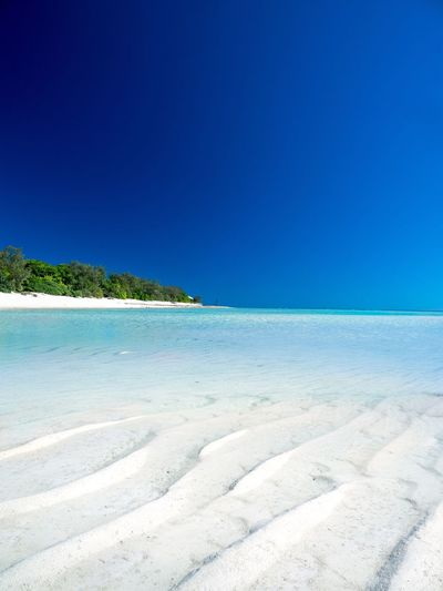 EyeEmNewHere Great Barrier Reef Heron Island, Australia Queensland Australia Blue Sea Nature Copy Space Scenics Tranquil Scene Beauty In Nature Beach Tranquility Clear Sky Water Outdoors Day No People Sand Horizon Over Water Sky Salt - Mineral