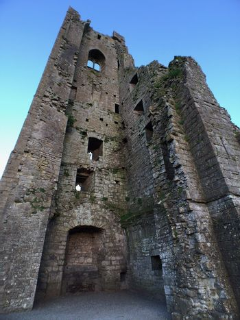 Abandoned Ancient Ancient Civilization Archaeology Architecture Archival Brown Building Exterior Clear Sky Day Gothic Style Historical Building History Ireland Irish Low Angle View Medieval No People Old Ruin Outdoors Ruined Sky The Past Travel Travel Destinations