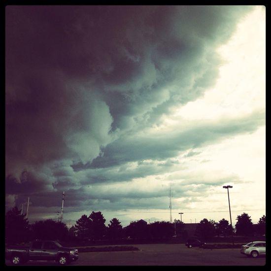 Tornado forming. Tornado Weather Nature Storm