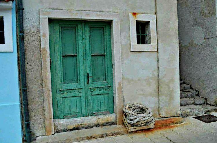 Minimalism Taking Photos Street Photography Doors Croatia Mali Lošinj Seaside Just Taking Pictures