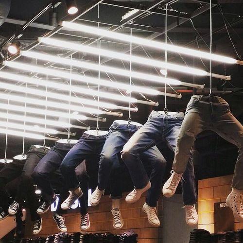 Jean en folie Jeans Uk Birmingham Nofilter Selfridge Shopping Instagram Instagram WTF