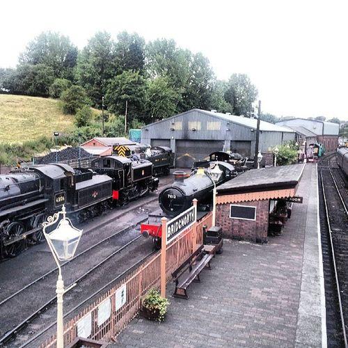 Train station, Bridgnorth
