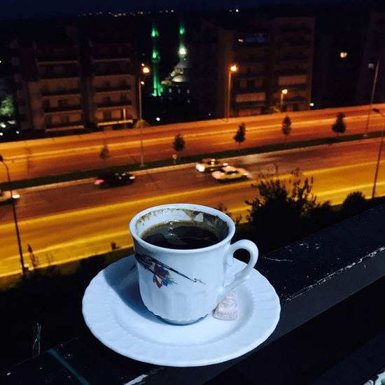 Denizli ve Türk kahvesi Pamukkale Coffee Time