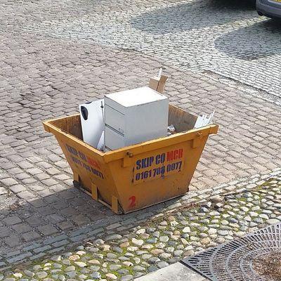 Waste paper disposal Igersmcr Castlefield
