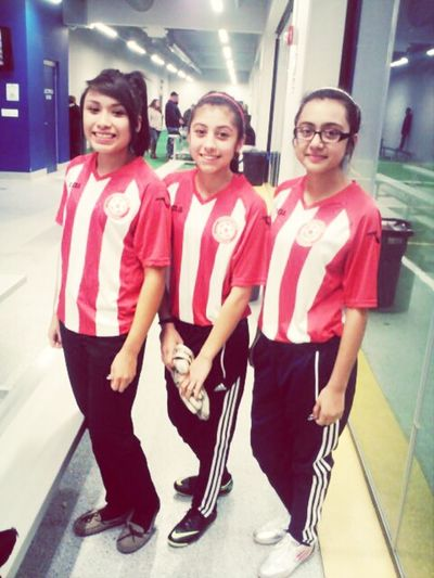 Fútbol <3 #DeportivoChivas #MyBabies