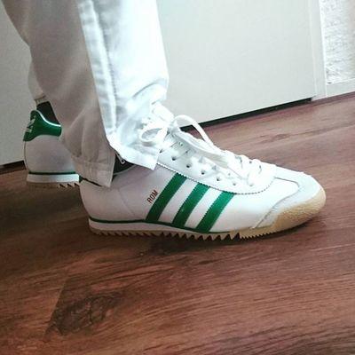 Todaystrainers Adidasrom Adidas2004 Thebrandwiththreestripes Ramon085 Adidicted Teamtrefoil Thebluebox