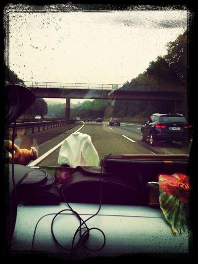 on my way to hattingen
