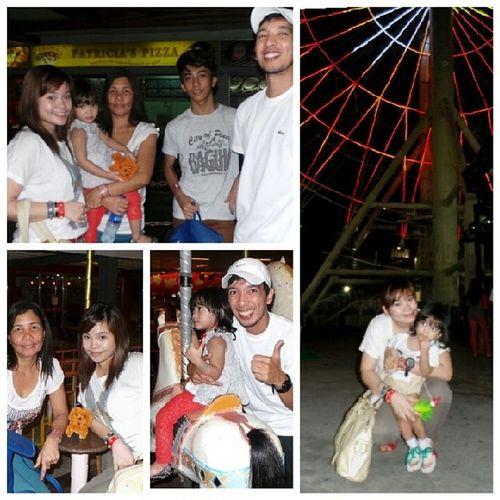 Iara 's starcity adventure with yaya ofel and kuya pao Starcity2013 Pirateadventure Carousel nofilter