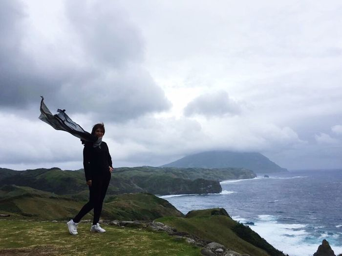 Batanes Scarf Beauty In Nature