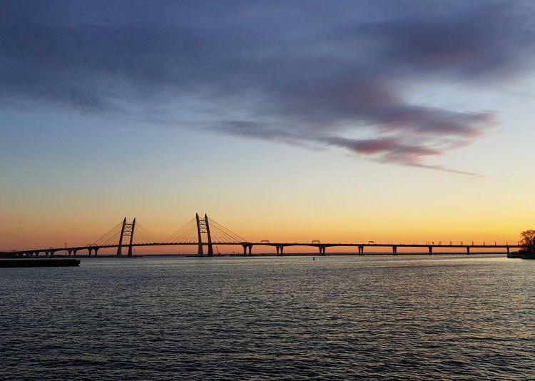 Sunset Bridge -