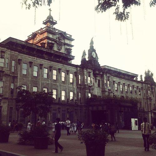 Main Building Universityofsantotomas Philippines University