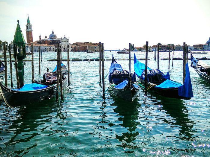 Venice Italy Gondolas Love The Week On EyeEm