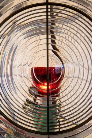 Lentille de Fresnel d'un phare Brest Brest 2016 Brest2016 Close-up Full Frame Fêtes Maritimes Illuminated Lighthouse Machine Part Repetition