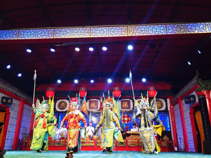 Chinese Opera!