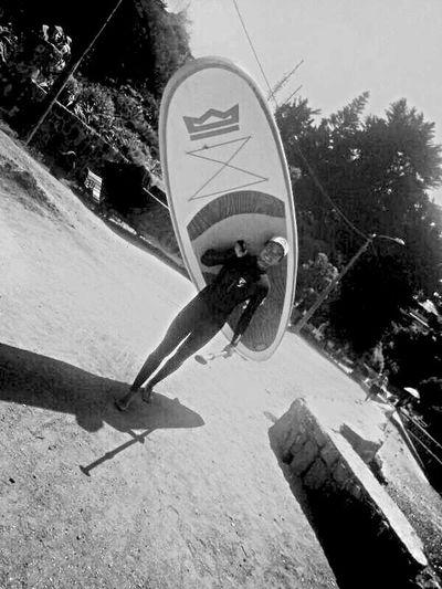 Stand up paddle ✌️😎✌️ Taking Photos That's Me My Work EyeEm Blackandwhite Sup Standuppaddle