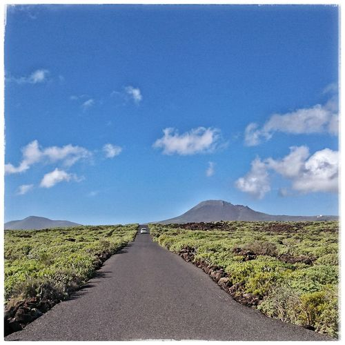 Onewayoranother Streetview Neverending Travelgram Lanzarote