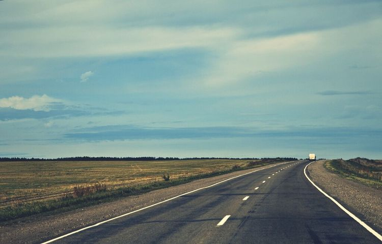 Road Long Road An Endless Road Expressway Car On The Road Siberia Russia Geography Pic Landscape_photography Horizon Over Land Nature Photography Nature_collection