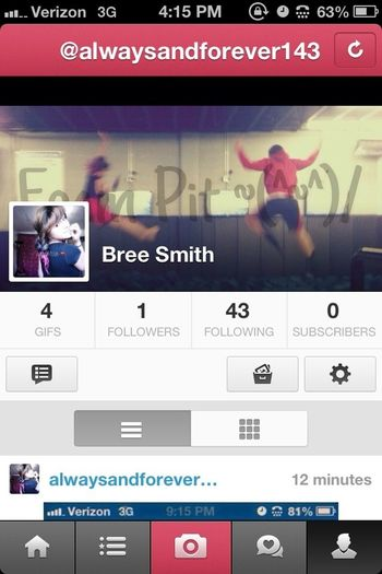 Follow Me On Gifboom❤