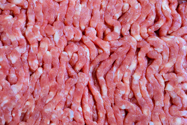Background of raw minced beef raw meat Burger Cooking Freshness Hungry Lasagna Red Meats - For G Not For Z Background Backgrounds Beef Close-up Cow Detail Food Food And Drink Freshness Full Frame Greenhouse Effect Groceries Ingredient Meat Minced Pink Color Protein Raw Food Red Meat
