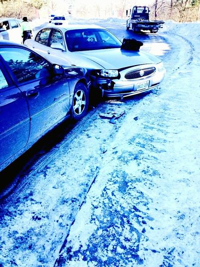 Buicklesabre Its Cold Outside Crash
