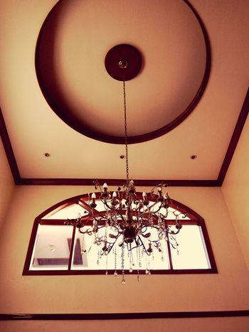 Lovely chandelier Lovely Chandelier Window Classic
