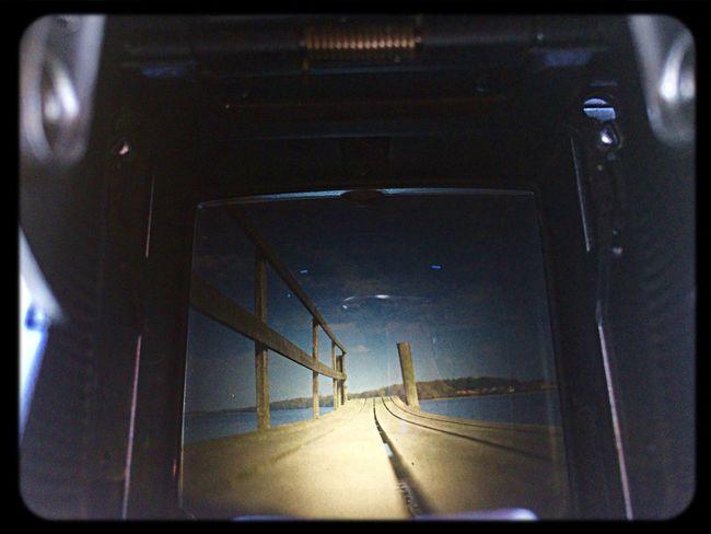 Pentacon Six Viewfinder Danmark Bridge