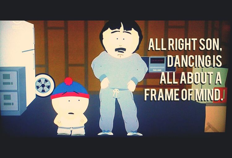 you got served! Watching Tv Stan Marsh Randy Marsh Southpark